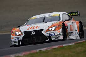 lexus v8 nz finishes 8th on lexus super gt debut