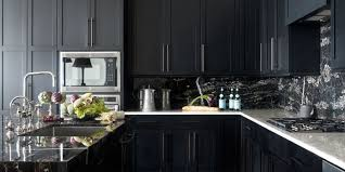 Black Kitchen Cabinets 30 Best Black Kitchen Cabinets Kitchen Design Ideas With Black