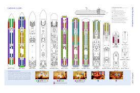 Carnival Floor Plan Verandah Deck Deck Plan Carnival Glory