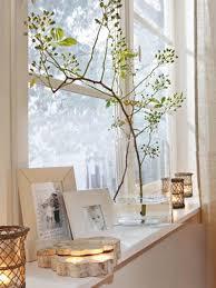 window sill decorations design decoration