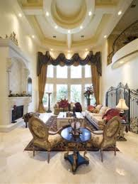 inside luxury houses interior design