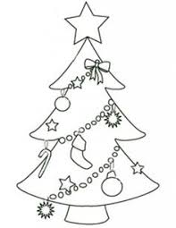 handprint christmas tree template template example