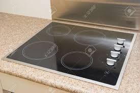 stove top a ceramic stove top stock photo picture and royalty free image