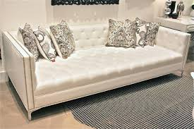 White Leather Tufted Sofa Awesome White Leather Tufted Sofa Wwwroomservicestore White Faux