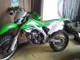 kawasaki klx 450r 450 cm 2007 luvia motorcycle nettimoto