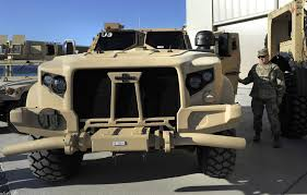 future military vehicles army begins testing new combat truck at aberdeen proving ground