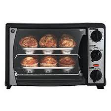 Hamilton Beach 6 Slice Toaster Oven Review Ge 6 Slice Convection Toaster Oven With Rotisserie 168947 Reviews
