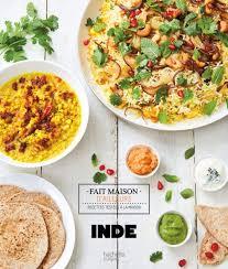 hachette cuisine fait maison arome de cuisiner indienne avec poonam à avril 2017