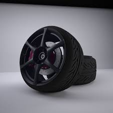 nissan r34 black nissan skyline r34 gtr rim 3d model in parts of auto 3dexport