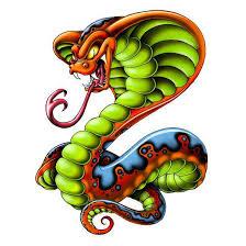 king cobra design