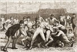 the league origins of thanksgiving football bloomberg