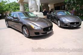purple maserati maserati opens first dealership for india in new delhi
