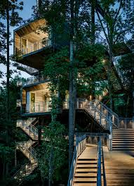 epic treehouses cooler than your apartment free spirit spheres