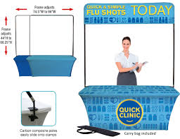 table top banners for trade shows table top banner system retractable tabletop banner stands table