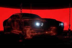 Dodge Challenger Interior Lights - 2018 dodge challenger srt demon drops seats carpets to cut weight