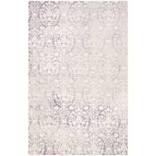 Lavender Area Rugs Safavieh Lavender Ivory 9 Ft X 12 Ft Area Rug Pas403a 9