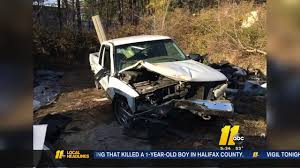 crashed white jeep car accident abc11 com