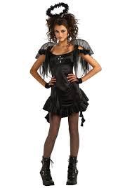 teen gothic angel costume halloween costumes