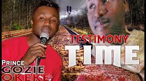 prince gozie okeke testimony hour gospel