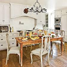 Simply Beautiful Farm Tables Southern Living - Beautiful kitchen tables