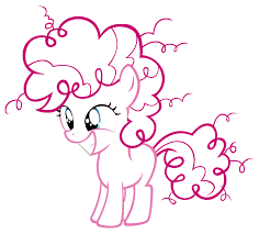 filly pinkie pie by shezzoo on deviantart
