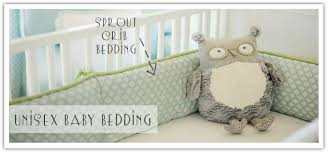 neutral baby bedding