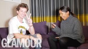 charlie puth uk quick fire questions with charlie puth glamour uk youtube