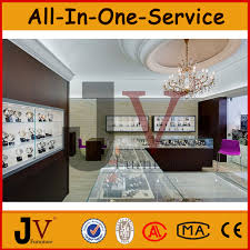 Wooden Wall Display Cabinets Glass Showcases And Wall Display Cabinets For Watch Shop Jova