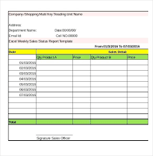 testing daily status report template daily status report template excel excel weekly sales status