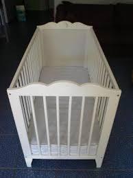chambre bébé ikéa 2 lit bébé ikea blanc modulable avec matela neuf de