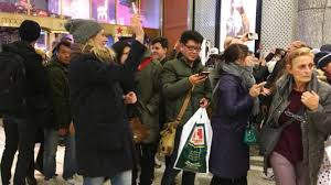 strong sales push u s retail sales up newsday