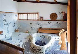 Sunken Bathtub Photo 1 Of 1 In A Serene Nakashima Bathroom Survives Dwell