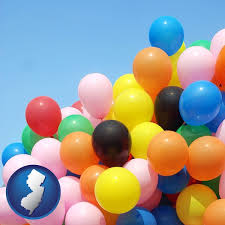 balloons delivery nj balloons retailers delivery in new jersey