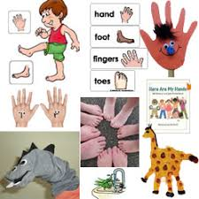 hands and feet activities crafts rhymes and books kidssoup