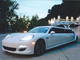 ali baba limousine porsche panamera limousine