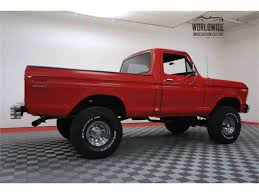 79 Ford F150 Truck Parts - 1979 ford f150 for sale classiccars com cc 1027846