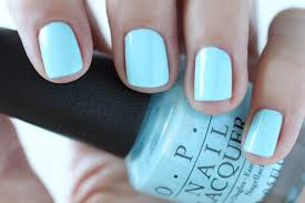 opi light blue nail polish opi retro summer giveaway fab fatale