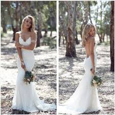 backless lace wedding dresses charming sweetheart mermaid lace wedding dresses
