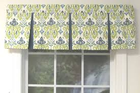 Solid Color Valances For Windows Pleated Valances Patterned Solid Colored