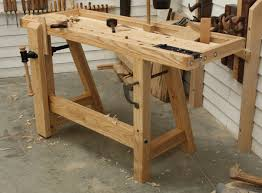 the little john traditional hand tool workbench english picture