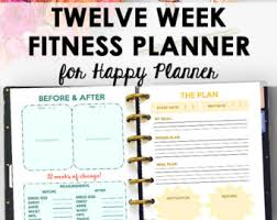 printable weight loss diet chart weight loss planner etsy