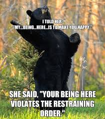 Romantic Memes For Her - i told her my being here is to make you happy she said