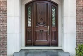Modern Front Entry Doors In African Mahogany Chad Womack by 25 Inspiring Door Design Ideas For Your Home Wholechildproject