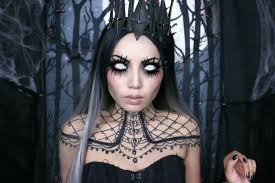halloween contacts usa queen of darkness halloween 2016 youtube