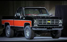 Classic Chevrolet Lifted Trucks - 30 image for android 4x4 truck