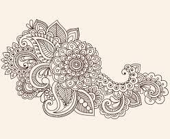 set of pretty floral ornaments design vector 04 millions