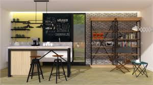 industrial chic interior design room design decor excellent at