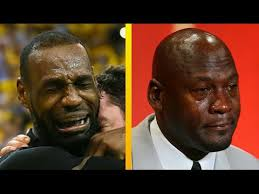 Tears Meme - lebron james tears meme goes viral youtube