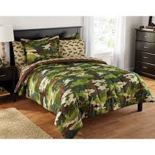 Army Bed Set Boys Comforter Set Army Bed In A Bag 7 Pcs Bedding