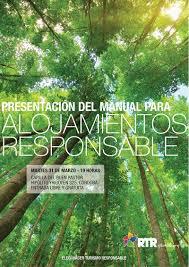 se presenta en el buen pastor un manual de turismo sustentable
